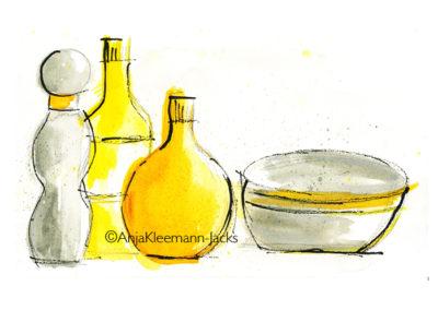 A.Kleemann-Jacks-Oilbottles