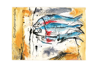 A.Kleemann-Jacks-fish-on-paper